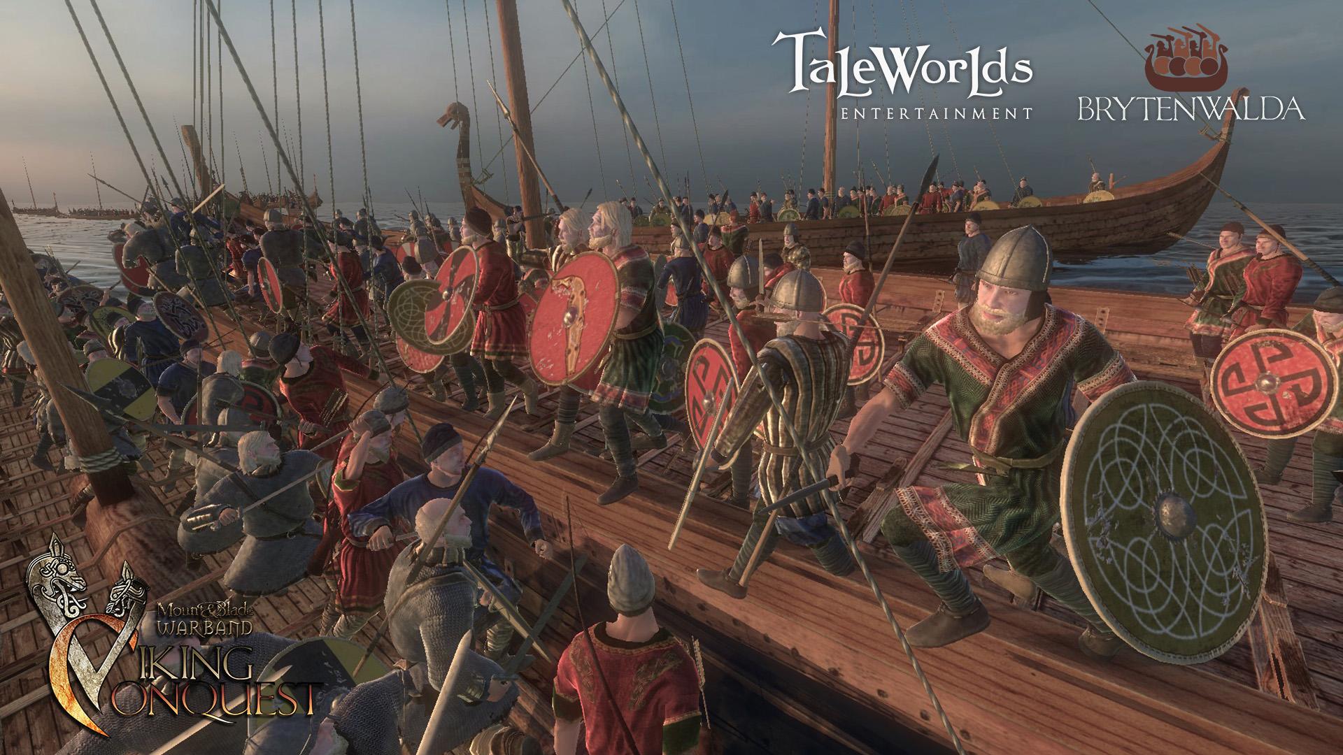 mount and blade warband viking conquest скачать торрент на русском 2015