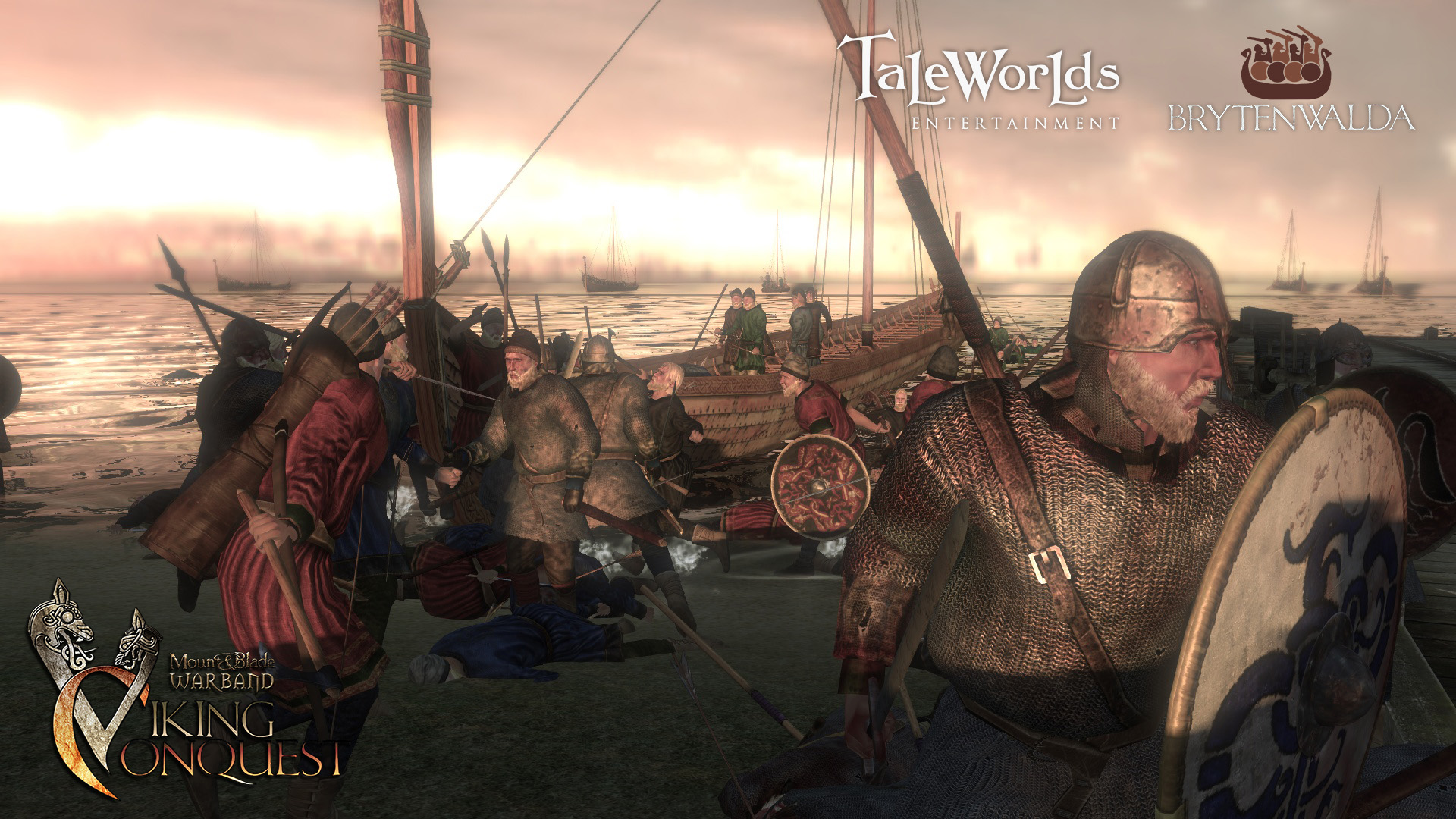 Mount and Blade Warband Viking Conquest-SKIDROW - Skidrow ...