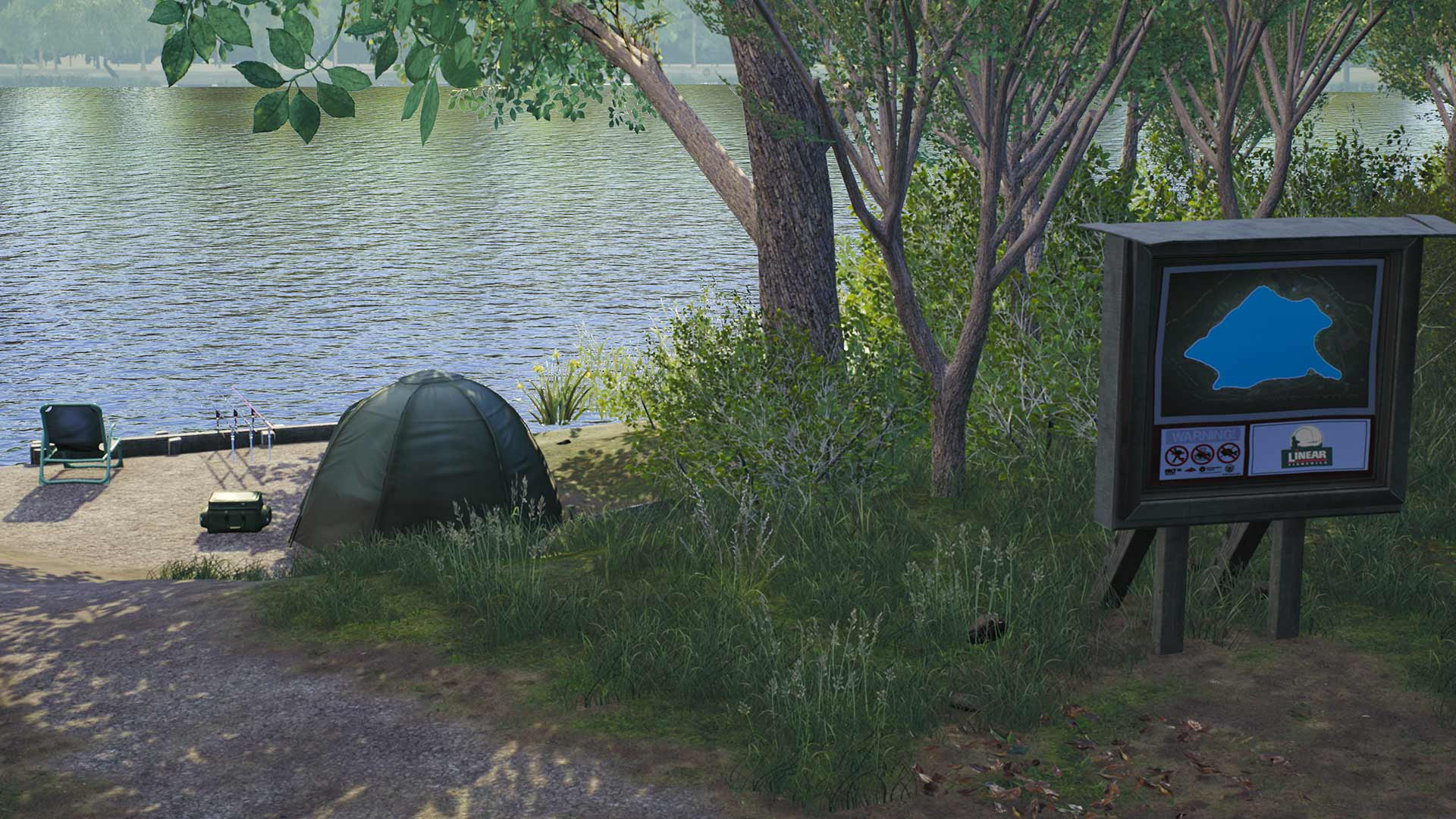 Euro Fishing: Season Pass screenshot