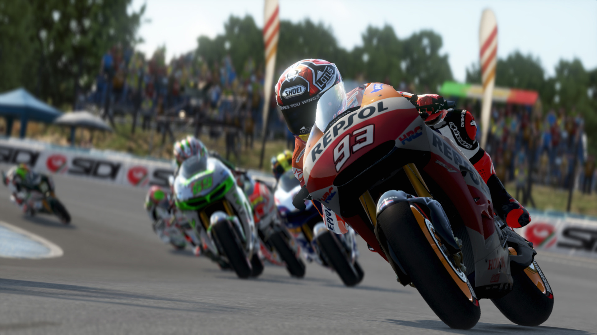 MotoGP14 Compact screenshot
