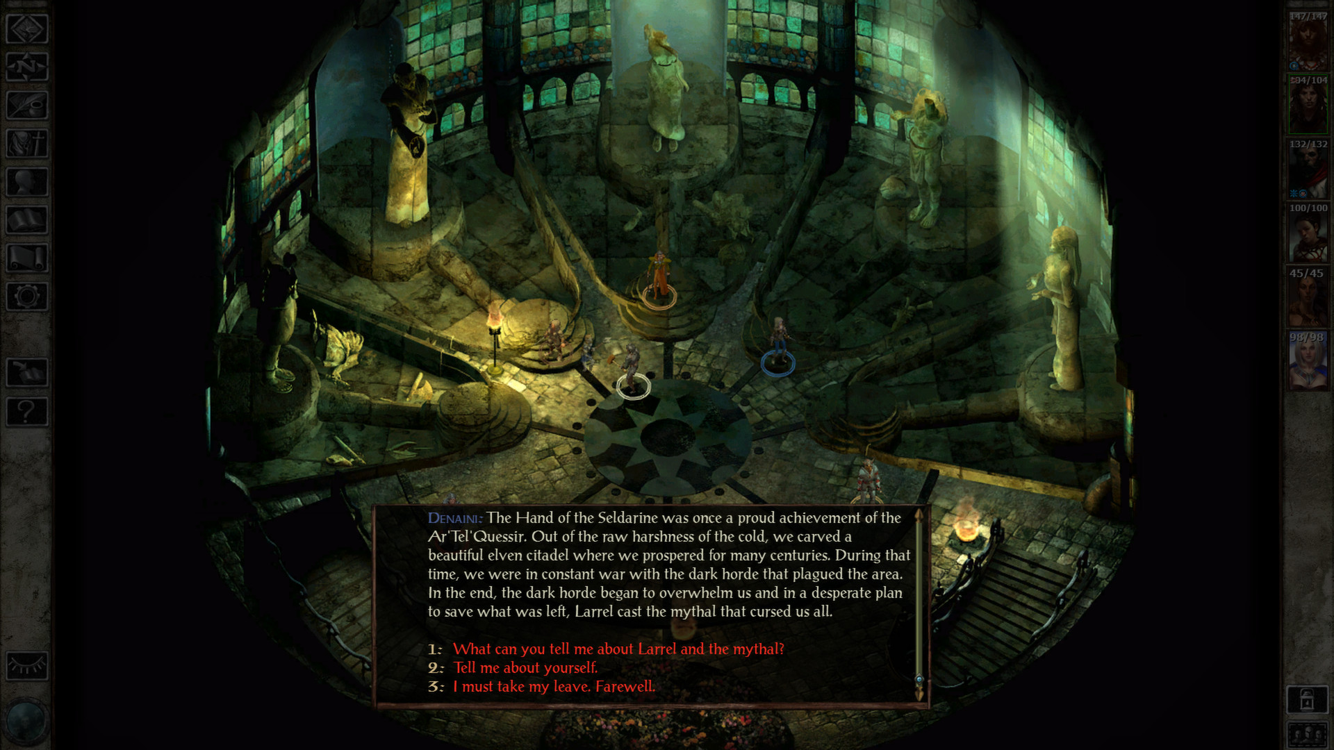 Icewind Dale: Enhanced Edition screenshot 2