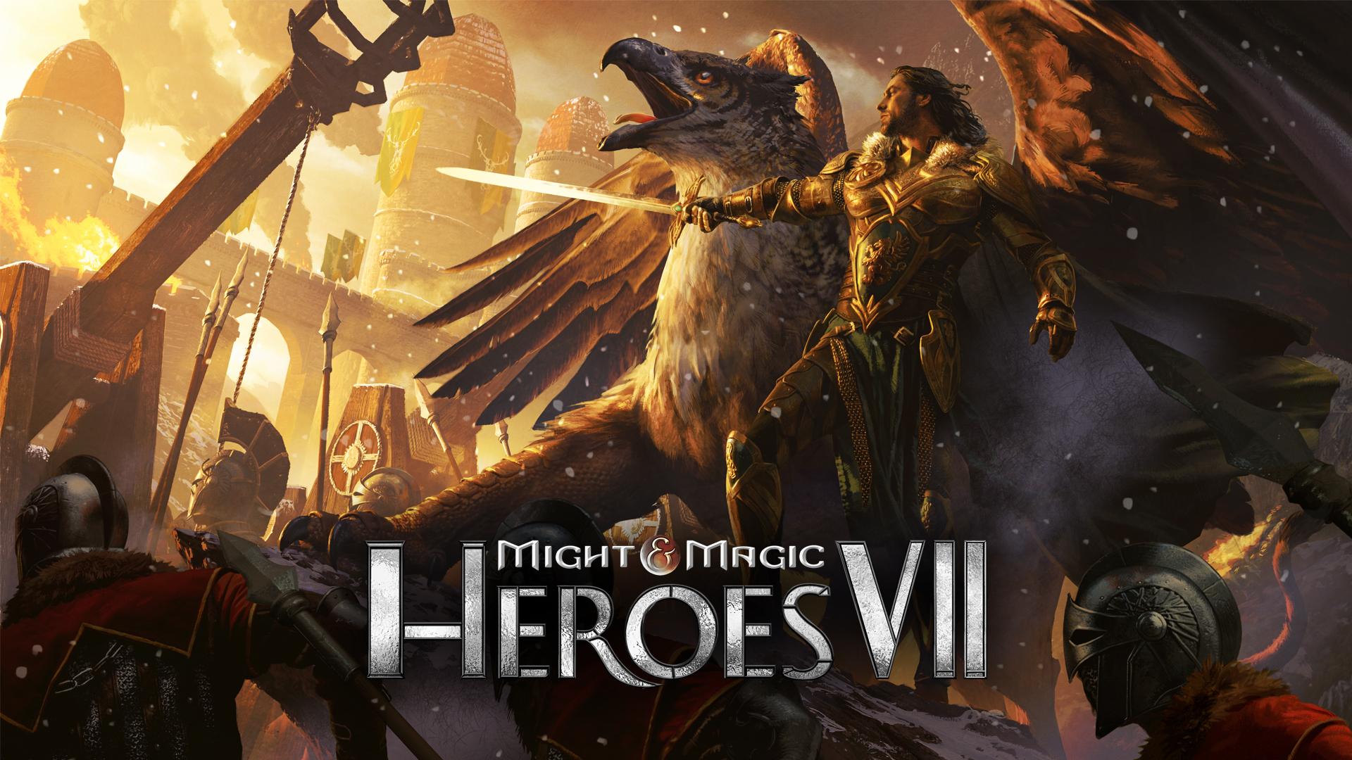 Might & Magic Heroes VII / Меч и Магия Герои VII (RUS/ENG/MULTI13) [Repack]