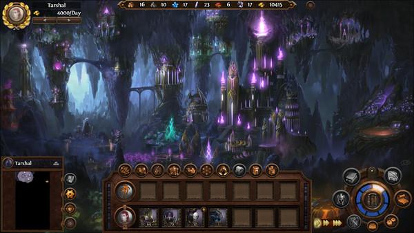 Скриншот игры [Аккаунт] Might & Magic Heroes VII
