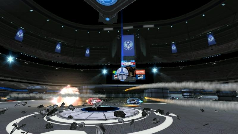 Metal Drift screenshot