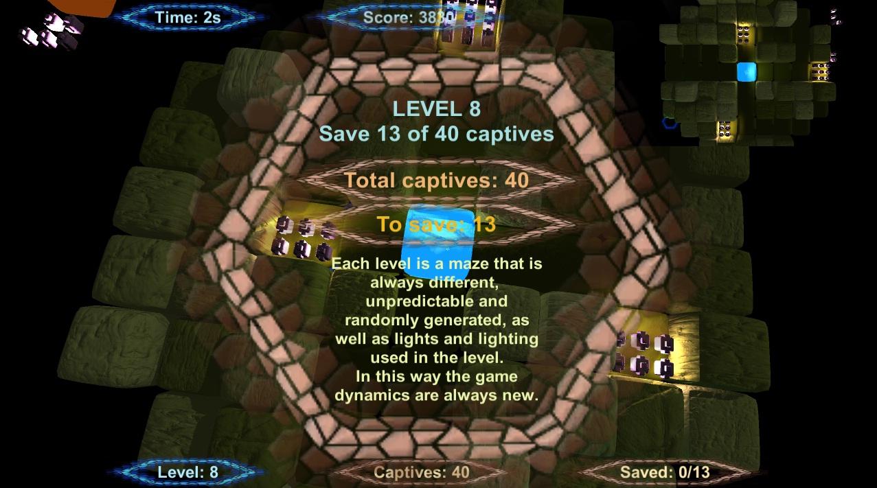 Unlimited Escape screenshot