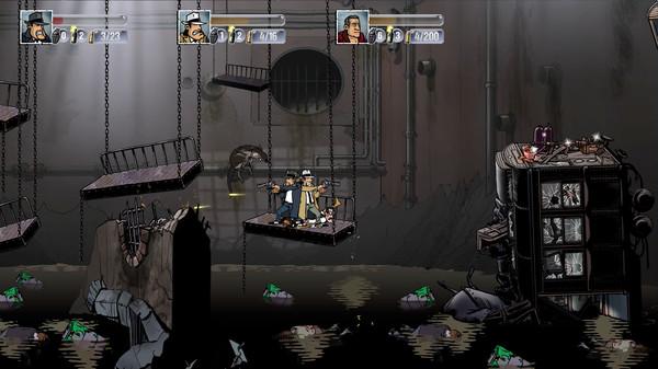 Guns, Gore & Cannoli PC Game CODEX Download