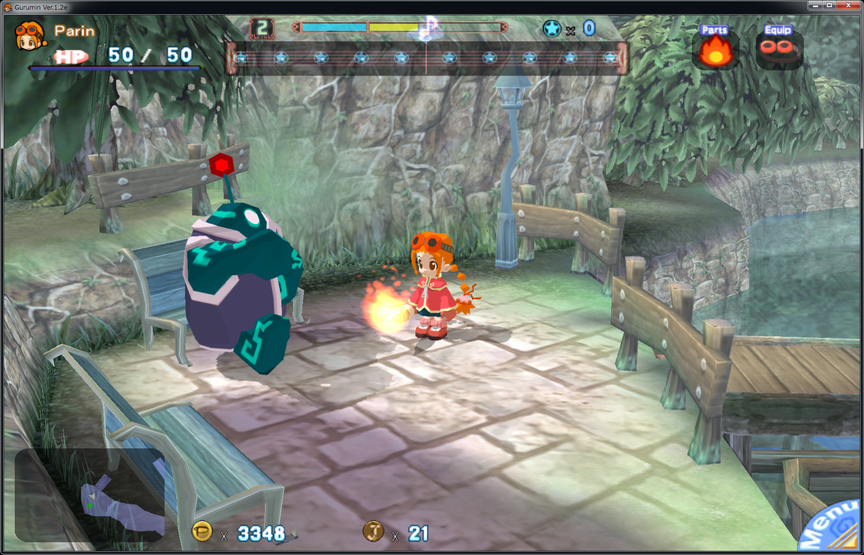 Gurumin: A Monstrous Adventure (2015) PC | Лицензия