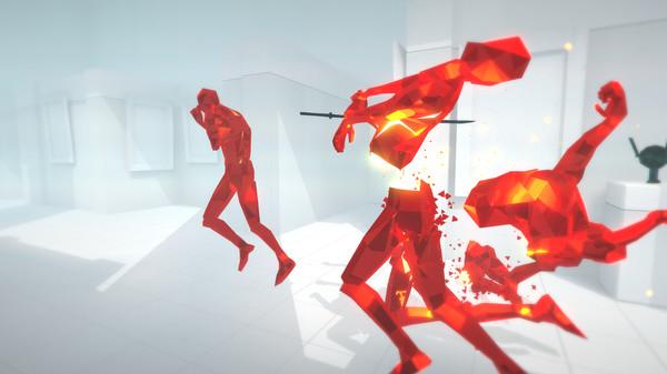 Superhot: Ο χρόνος κινείται με το βήμα σου (Game review)
