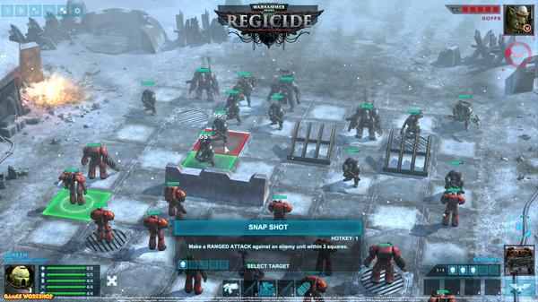Warhammer 40000 Regicide  Pc Free Download