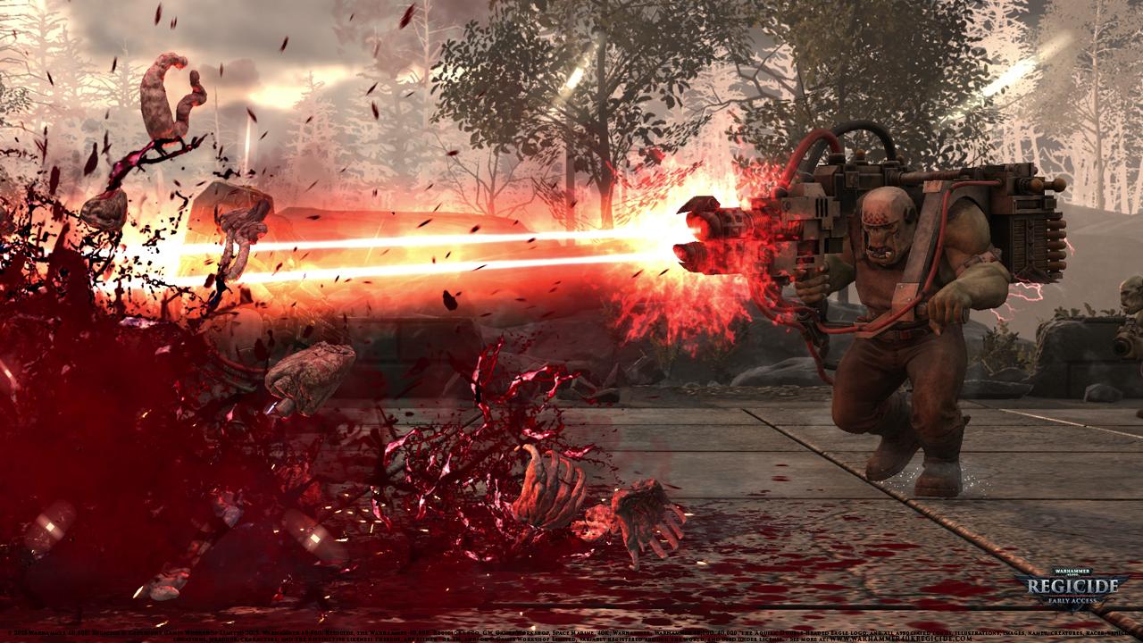 Warhammer 40,000: Regicide (2015) PC | Лицензия