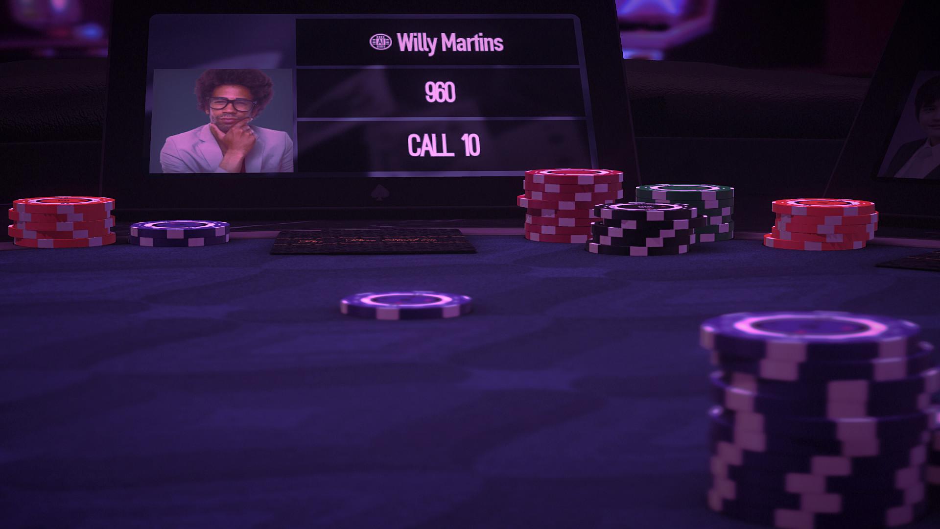 Pure Hold'em screenshot