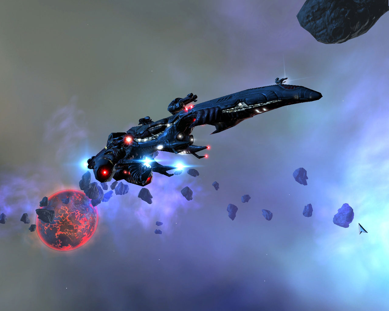 Genesis Rising screenshot