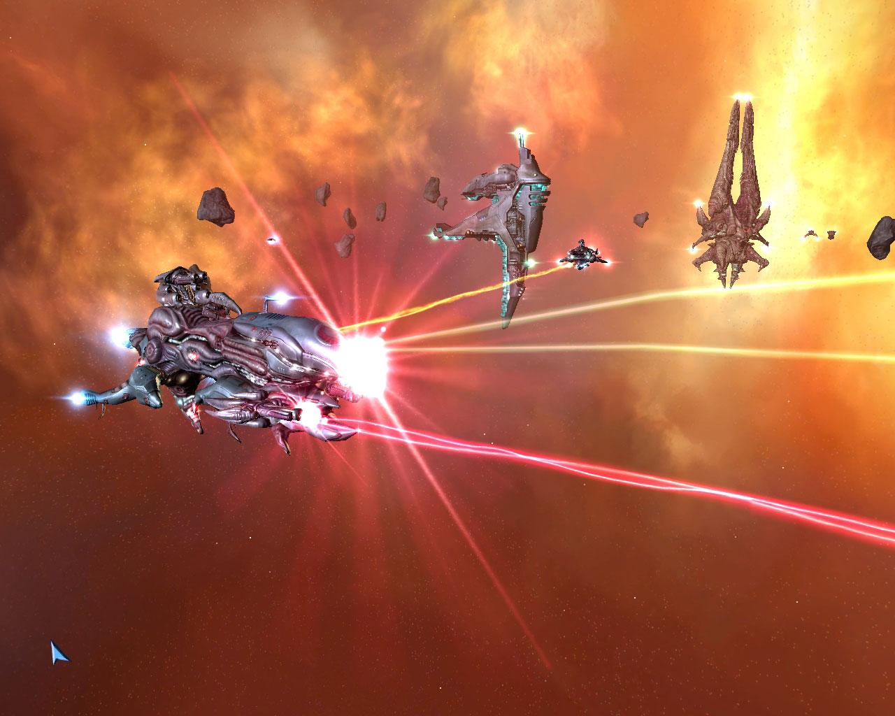 Genesis Rising screenshot