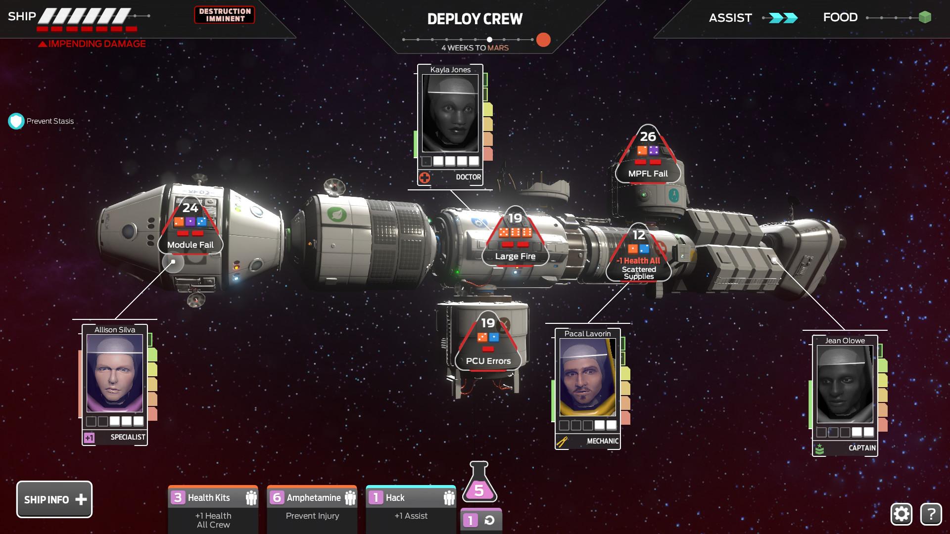 Tharsis screenshot 3