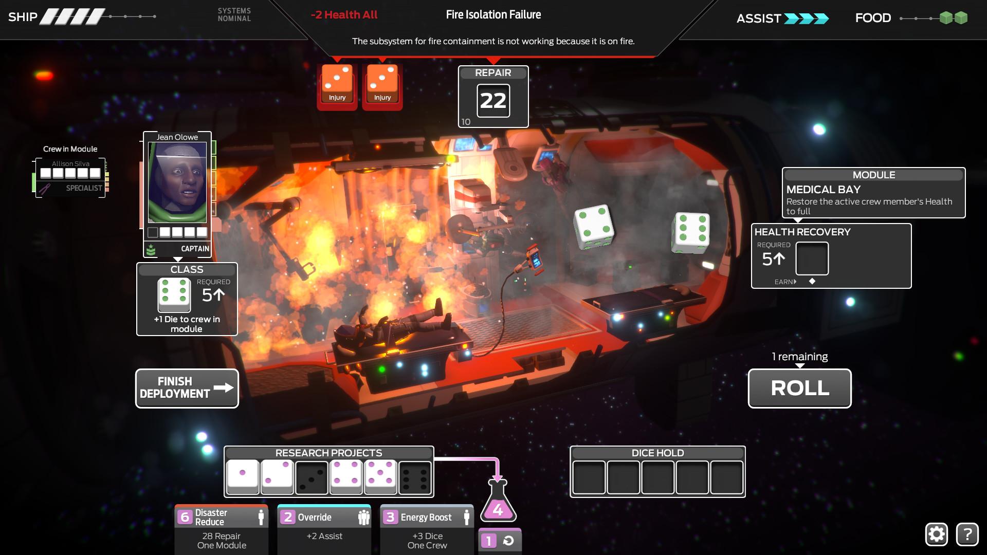 Tharsis screenshot