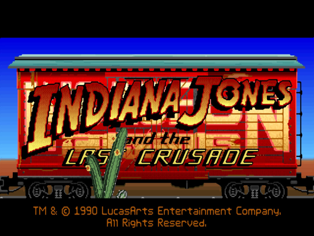 Indiana Jones and the Last Crusade screenshot