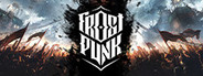 Logo for Frostpunk
