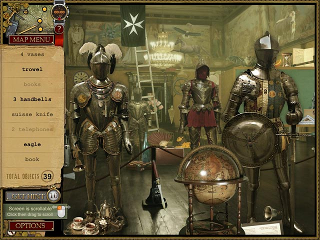 Jane Angel: Templar Mystery screenshot