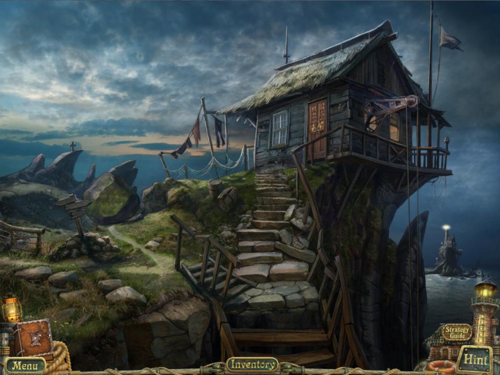Sea Legends: Phantasmal Light Collector's Edition screenshot