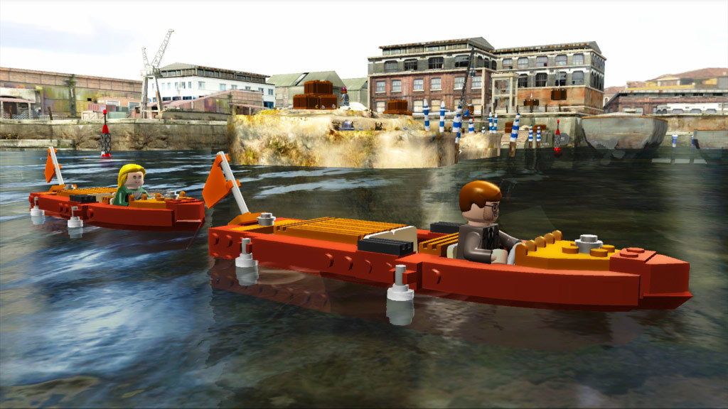 LEGO Indiana Jones: The Original Adventures screenshot 1