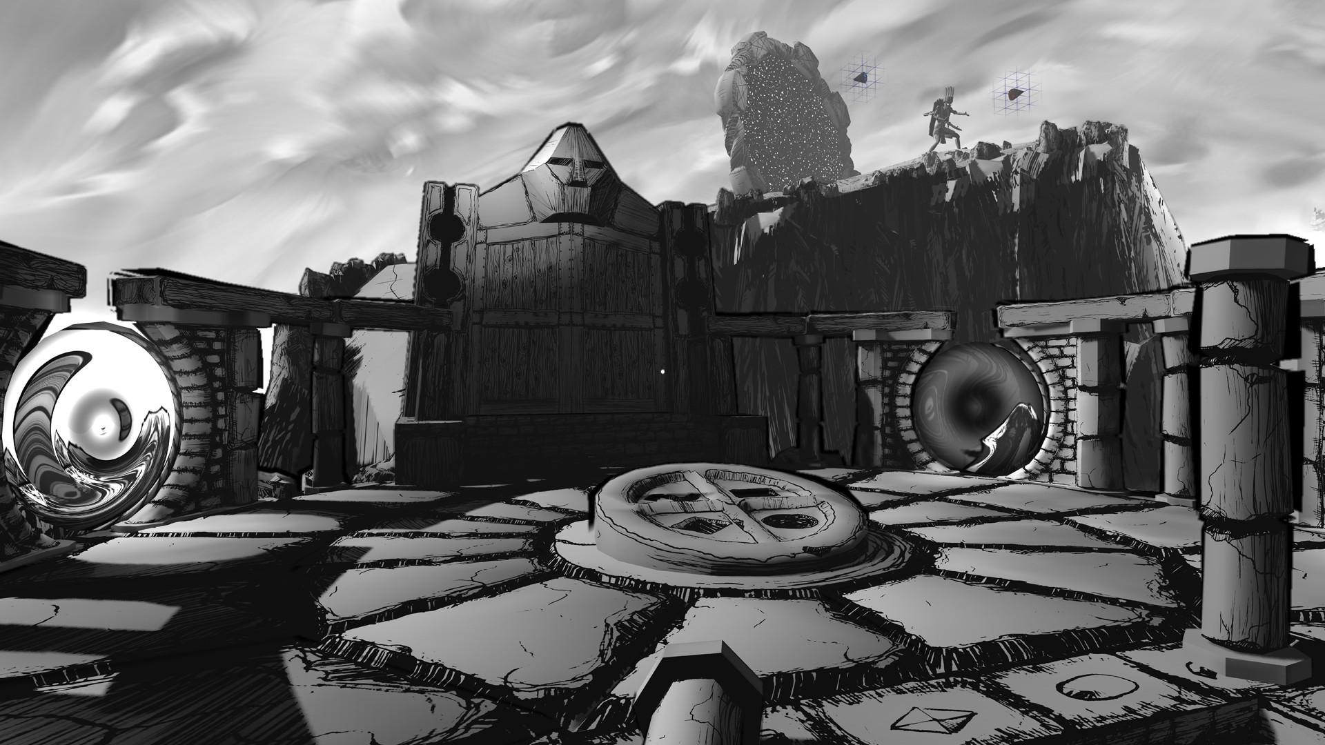 The Magic Circle screenshot
