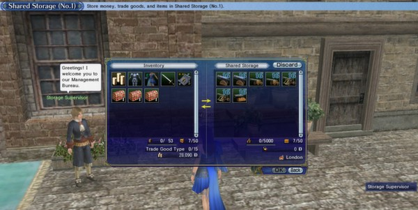 Uncharted Waters Online: Life is One Big Adventure Pack