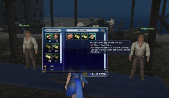 скриншот Uncharted Waters Online: The Rainmaker Pack 1