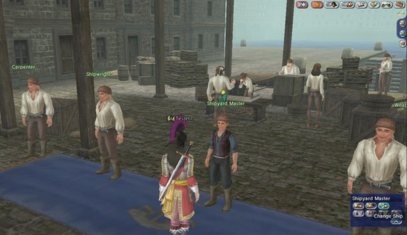 Uncharted Waters Online: The Rainmaker Pack