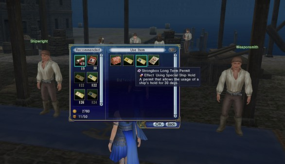 Uncharted Waters Online: Guns & Rums Pack