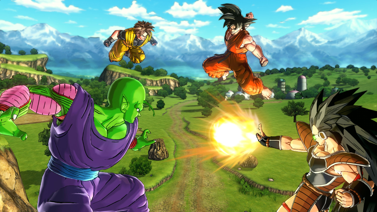 [PC] Dragon Ball Xenoverse [ 2015 | Action | Fighting ]