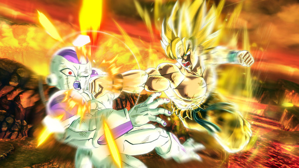 Dragon Ball: Xenoverse (X-BOX 360) 2015