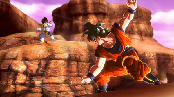 تحميل لعبة DragonBall Xenoverse Codex