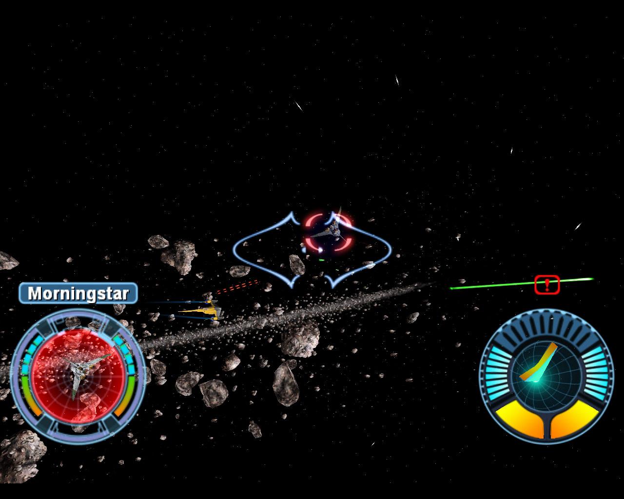STAR WARS Starfighter screenshot