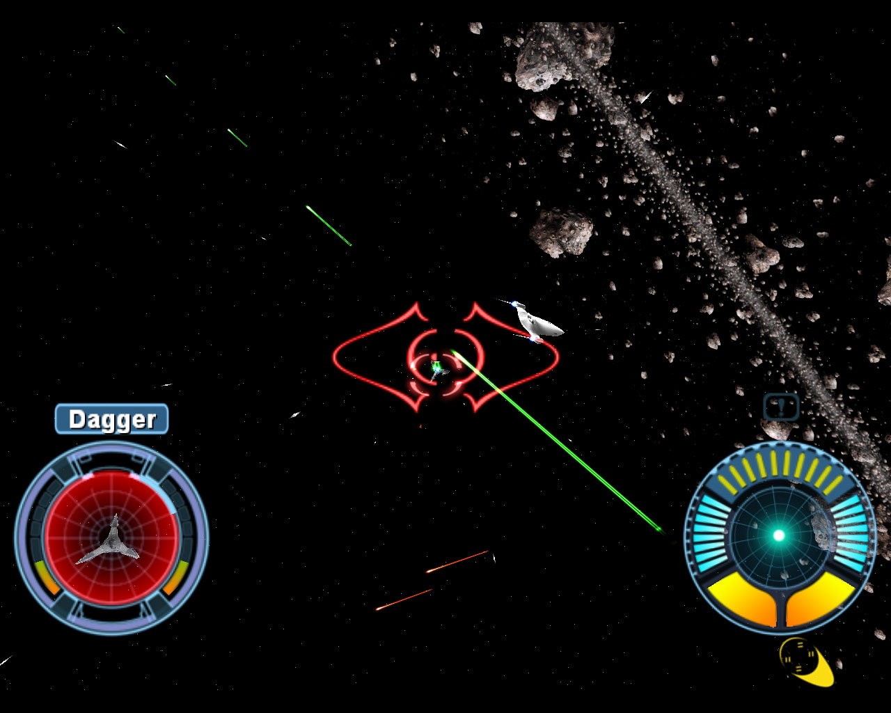 STAR WARS Starfighter screenshot