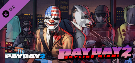 Save 75 On Payday 2 Hotline Miami On Steam