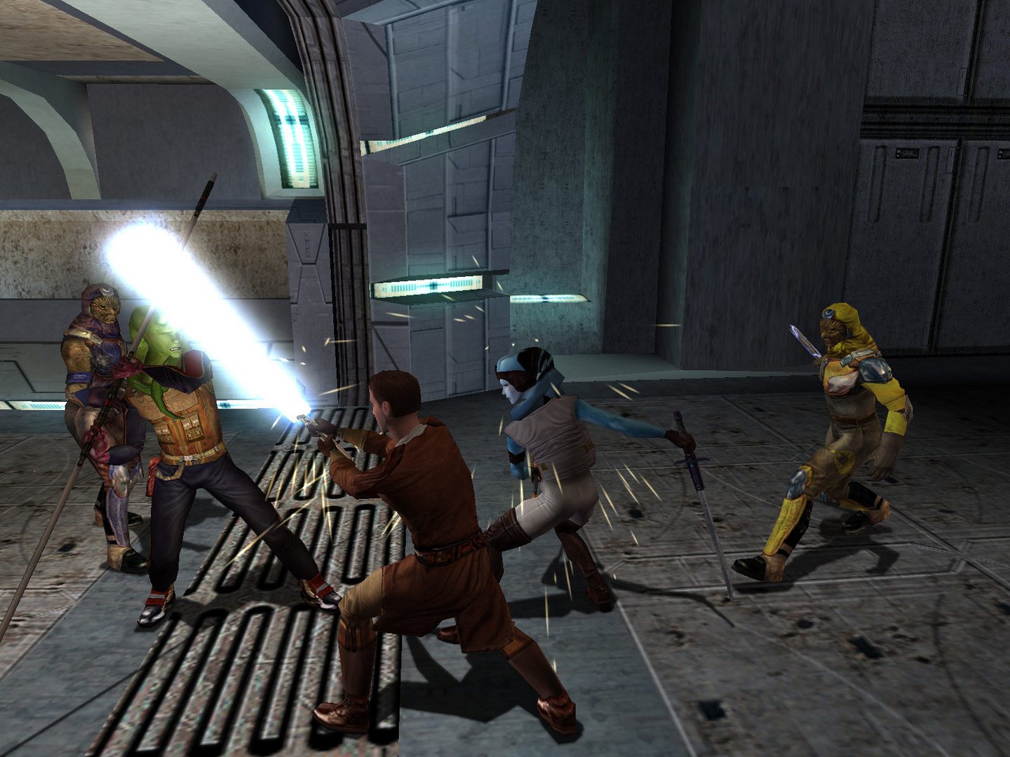 Star Wars: Knight Of The Old Republic screenshot 1