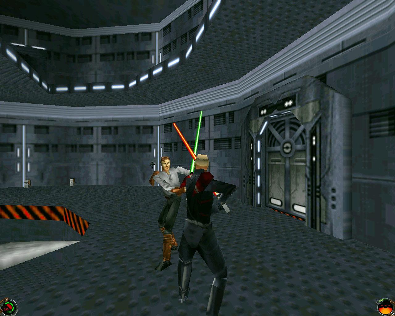 STAR WARS Jedi Knight: Dark Forces II screenshot