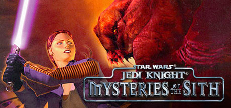 STAR WARS Jedi Knight - Mysteries of the Sith