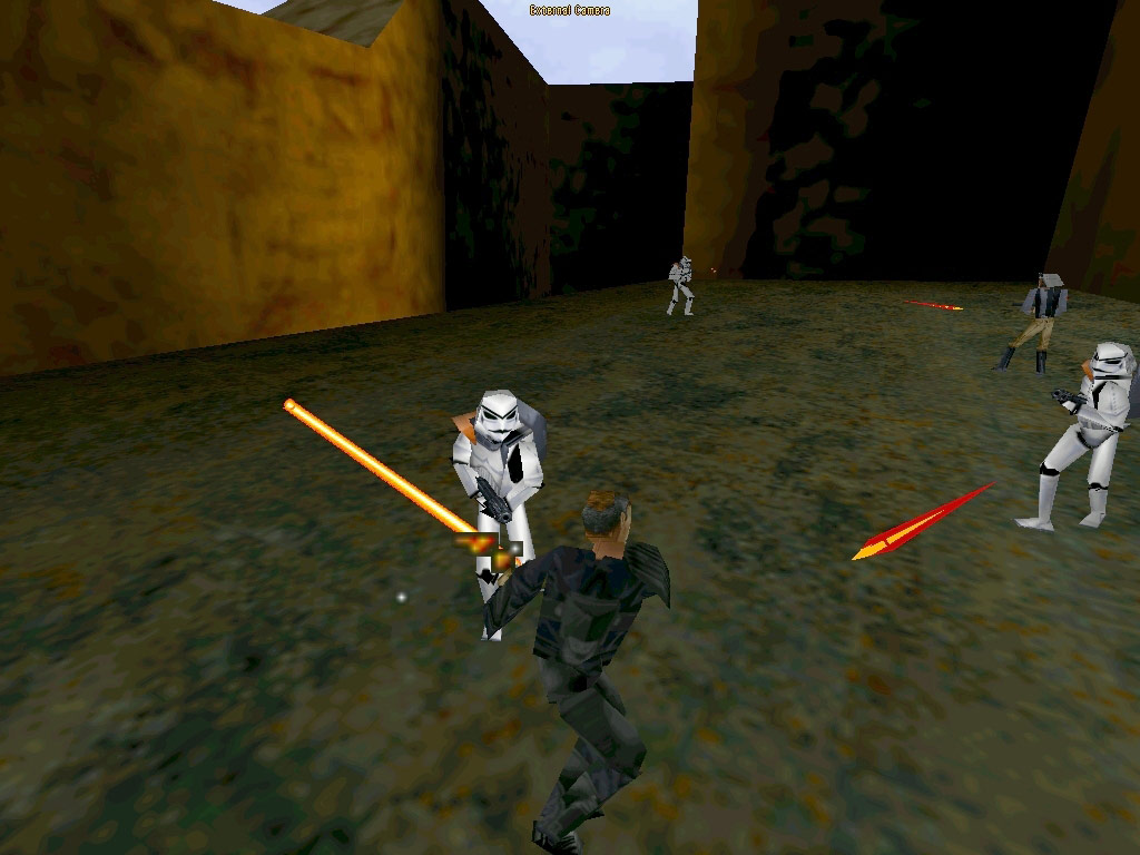 STAR WARS Jedi Knight - Mysteries of the Sith screenshot