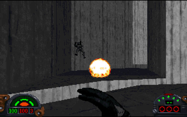 STAR WARS - Dark Forces screenshot