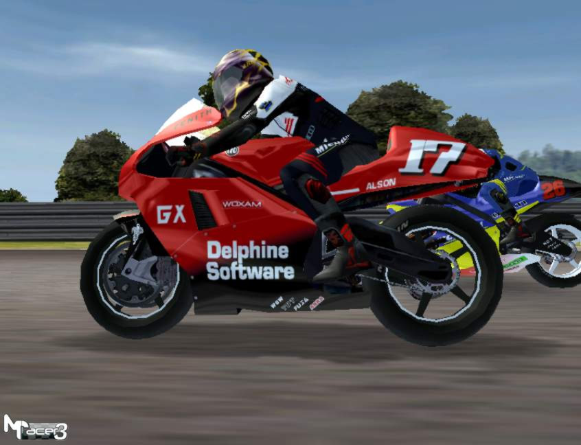 Moto Racer Collection screenshot
