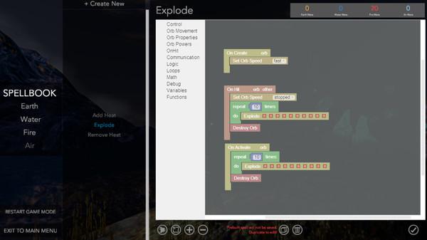 CodeSpells Crack free Unlock - Game Screenshot