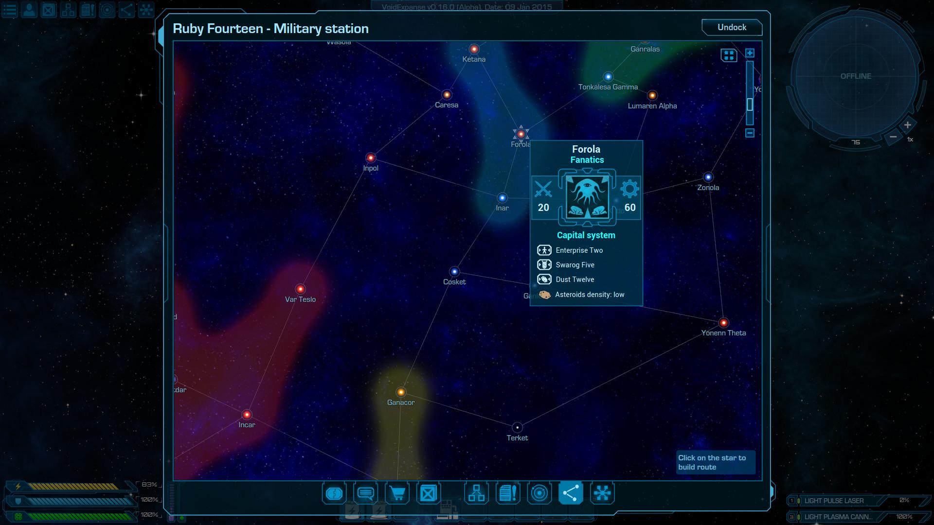 VoidExpanse screenshot