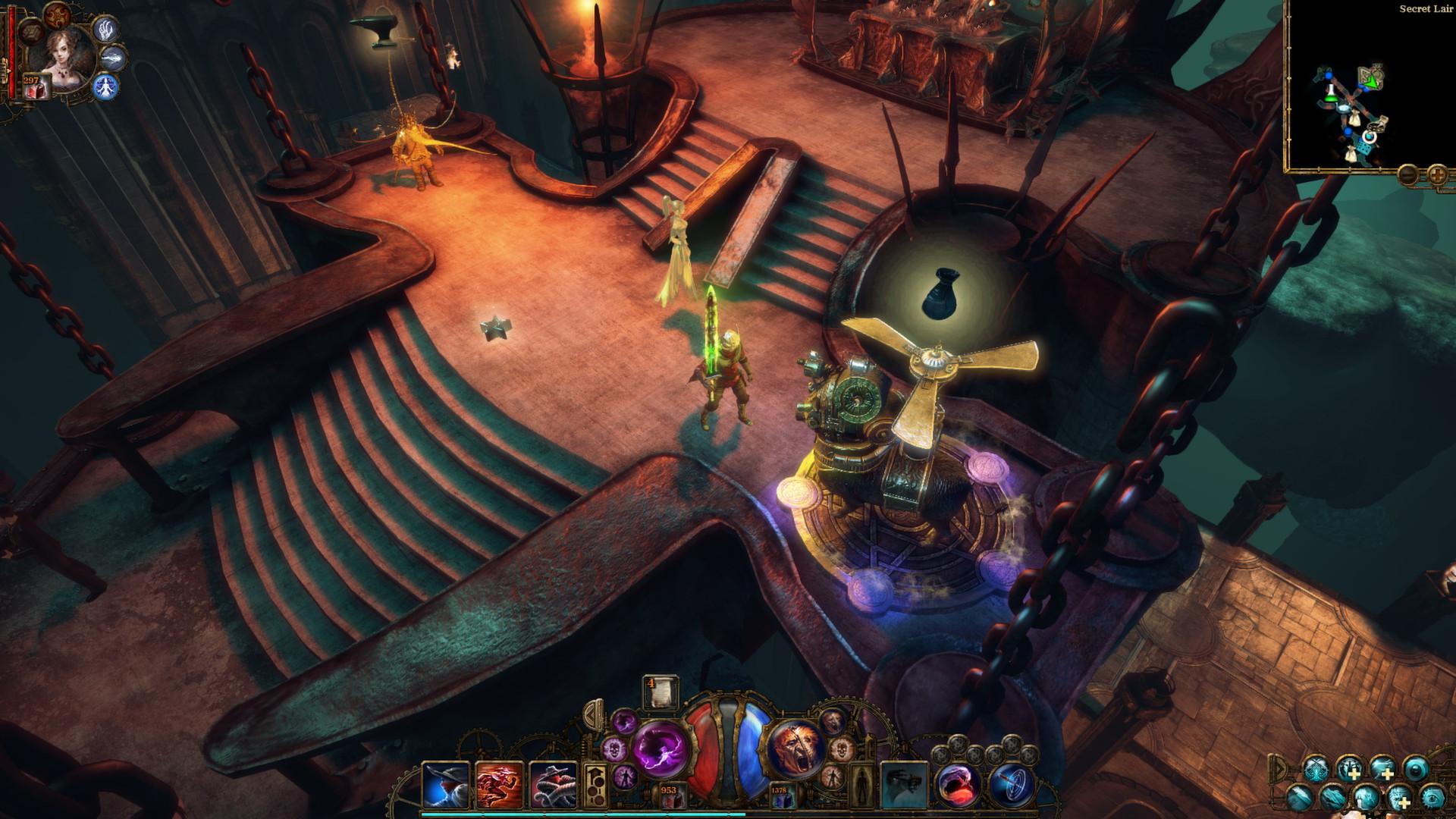 Van Helsing II: Pigasus screenshot