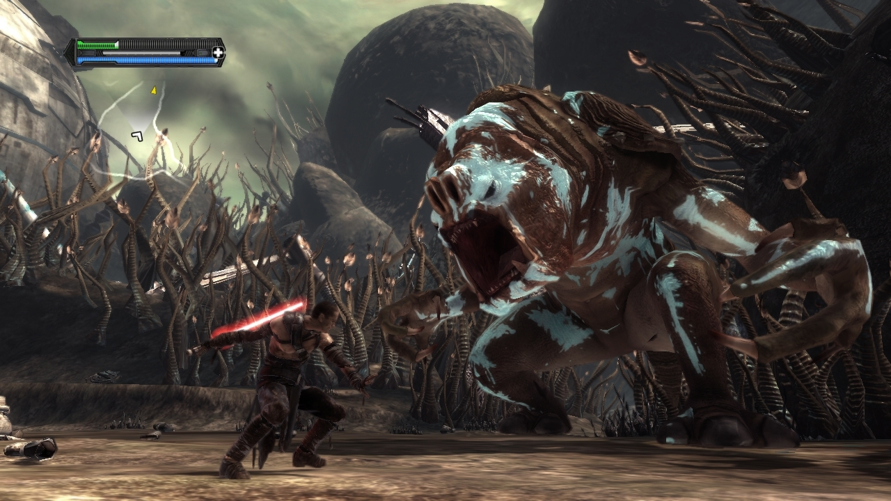 Star Wars: The Force Unleashed Ultimate Sith Edition screenshot 1