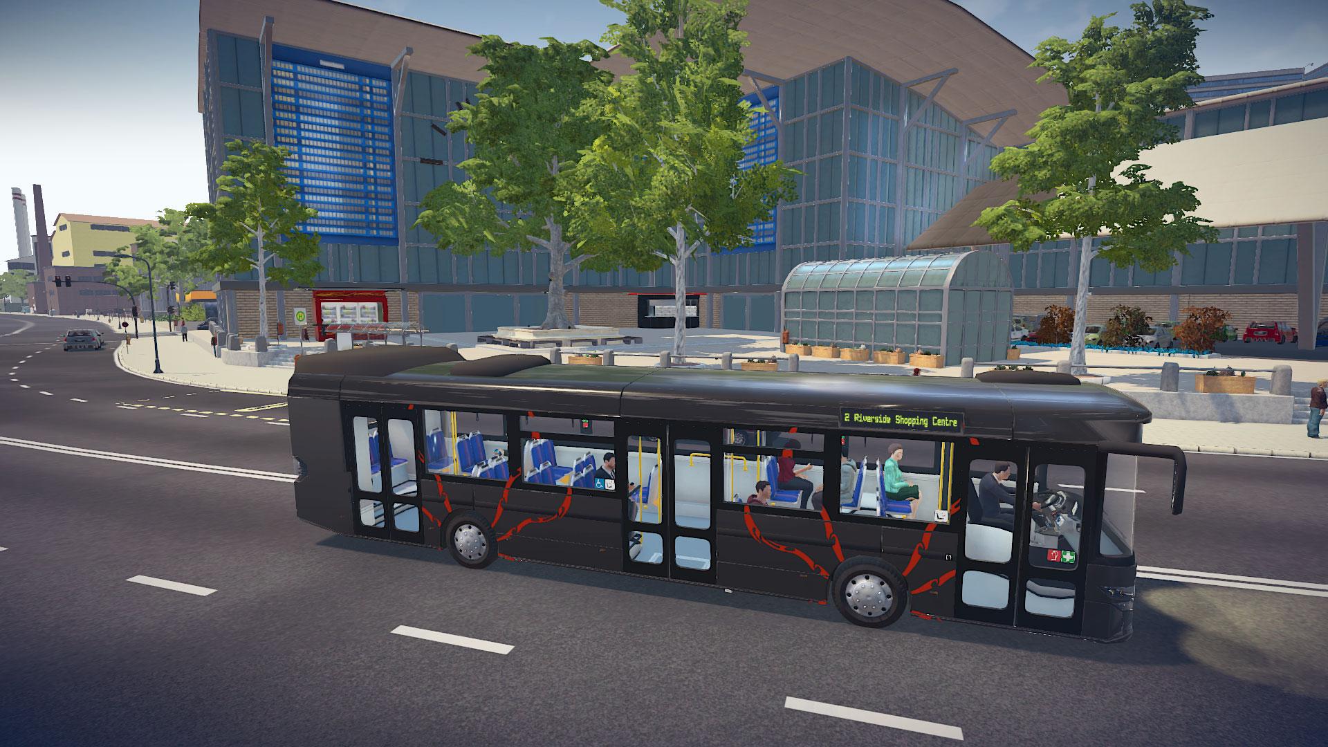 autobus simulator