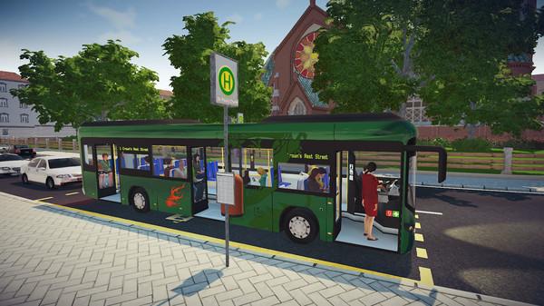 Bus Simulator 16 PC HI2U Download