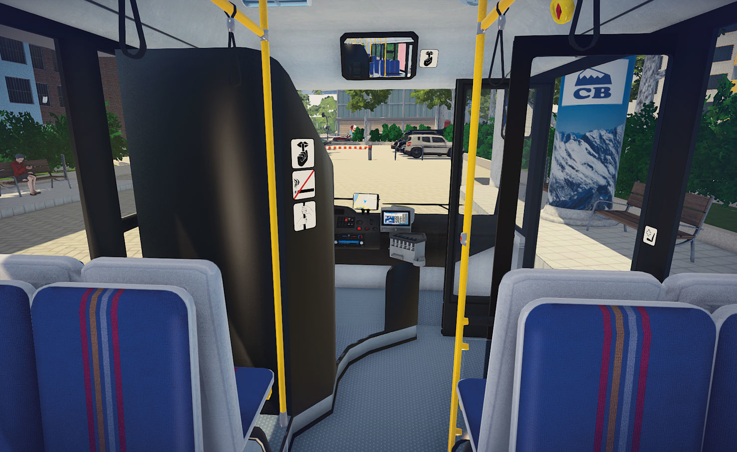 Bus Simulator 2016 (RUS) [L]