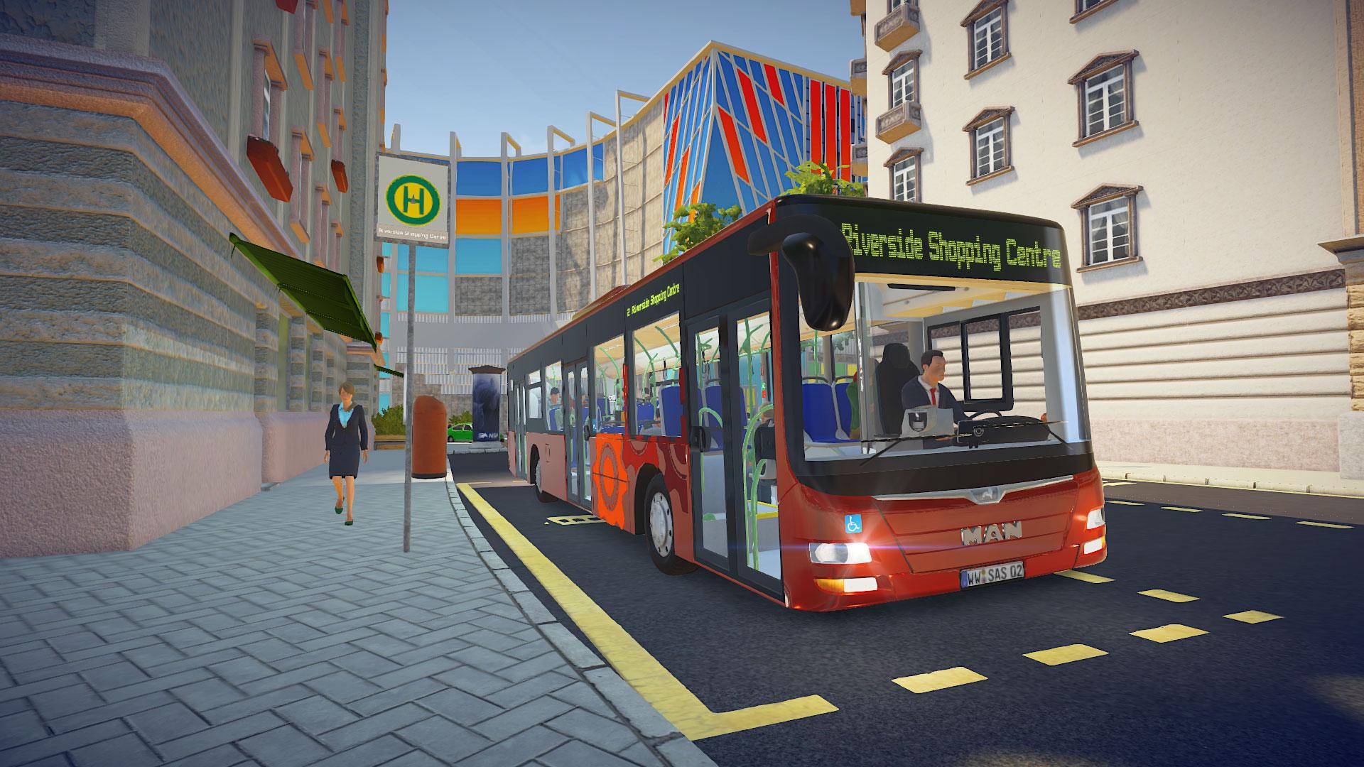 Bus Simulator 16 (RUS|ENG|MULTI13) [RePack] от R.G. Механики