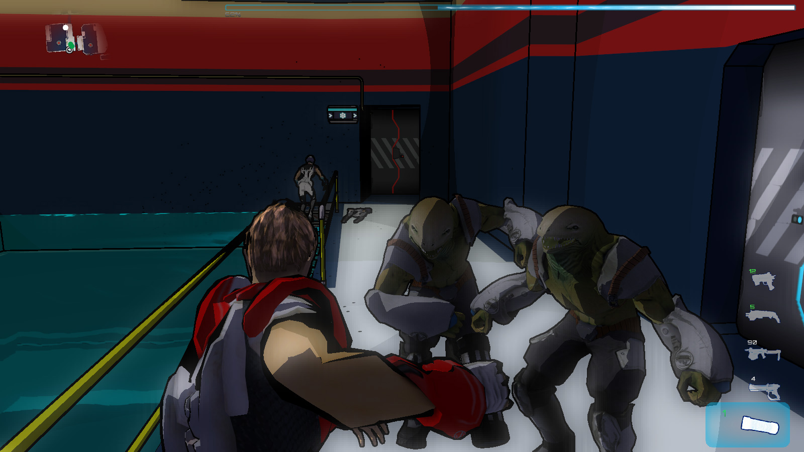 The Body Changer screenshot